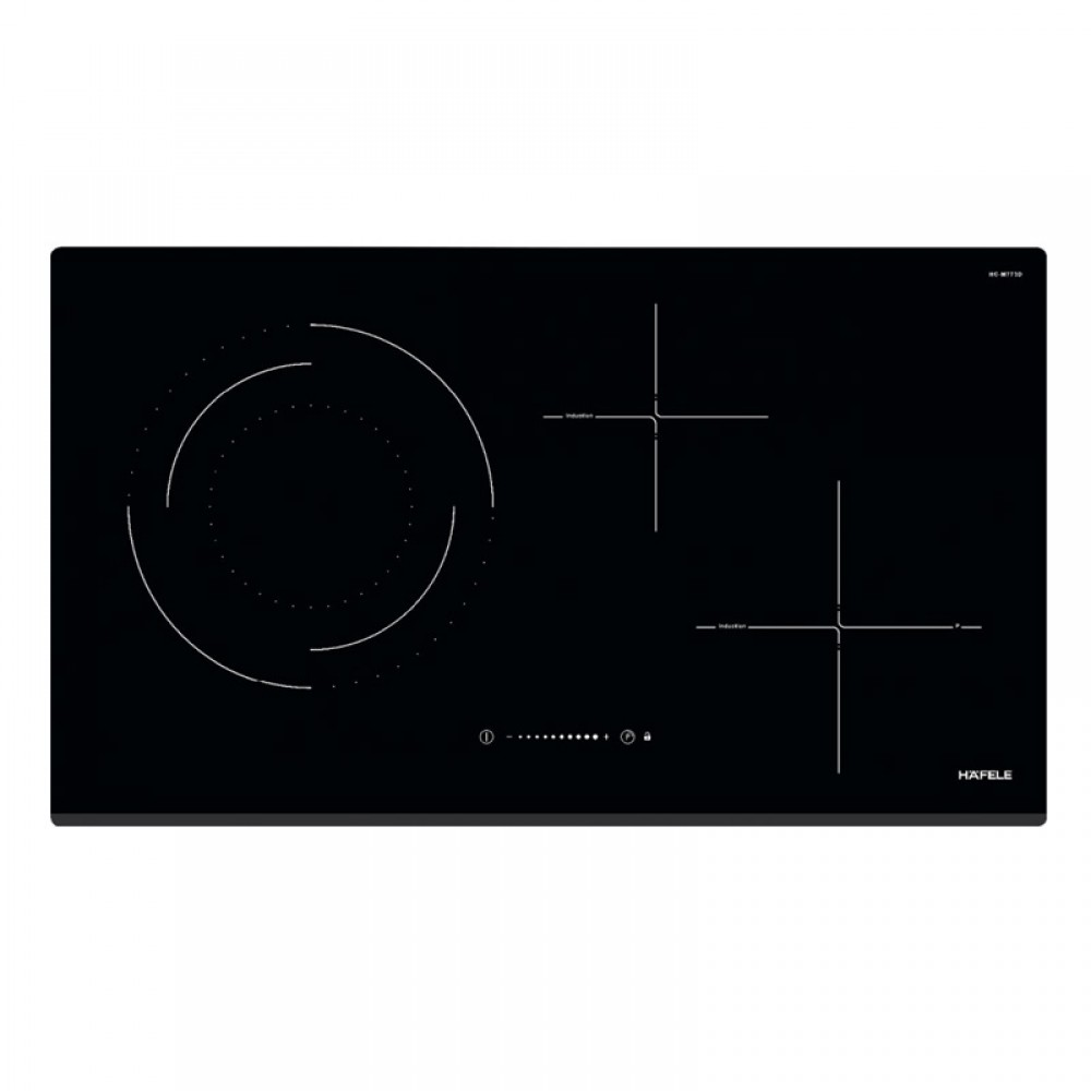 Bếp Điện Từ Hafele HC-M773D 536.61.705 - 77cm - Tây Ban Nha