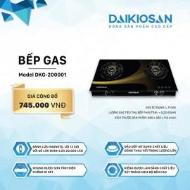 Bếp Gas Daikiosan DKG-200001 - 69cm Việt Nam