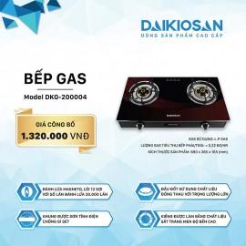 Bếp Gas Daikiosan DKG-200004 - 69cm Việt Nam