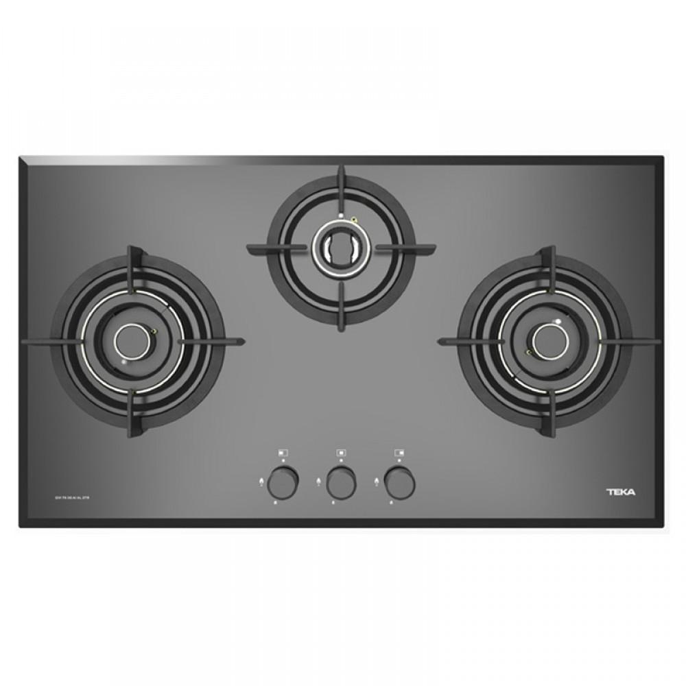 Bếp Ga Teka GVI 78 3G AI AL 2TR - 78cm Tây Ban Nha