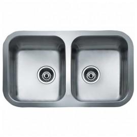 Chậu rửa inox TEKA BE 2B 845 (2C 845 D)
