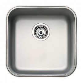 Chậu rửa inox TEKA BE 40.40 - 40cm Thổ Nhĩ Kỳ