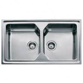 Chậu rửa inox TEKA PREMIUM 2B 80 (2C 80)