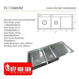 Chậu Rửa Chén Faster FS-11046HM