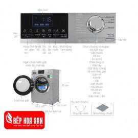 Máy Giặt Aqua AQD-D900FS - 9Kg