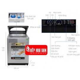 Máy Giặt Panasonic NA-F115V5LRV - 11.5Kg