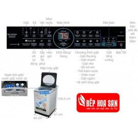 Máy Giặt Panasonic NA-FD12XR1LV - 12.5Kg