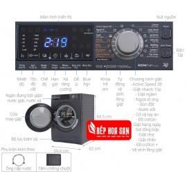 Máy Giặt Panasonic NA-V95FX2BVT - 9.5Kg