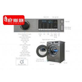 Máy Giặt Samsung WW10K54E0UX/SV - 10Kg