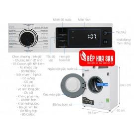 Máy Giặt Toshiba TW-BH95S2VWK - 8.5Kg