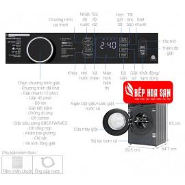 Máy Giặt Toshiba TW-BK105G4VSS - 9.5Kg