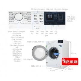 Máy Giặt Electrolux EWF1024BDWA - 10Kg