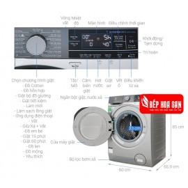 Máy Giặt Electrolux EWF1142BESA - 11Kg