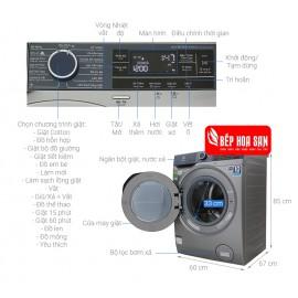 Máy Giặt Electrolux EWF9523ADSA - 9.5Kg