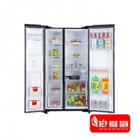 Tủ lạnh Samsung RS64R5301B4/SV - 641L Việt Nam