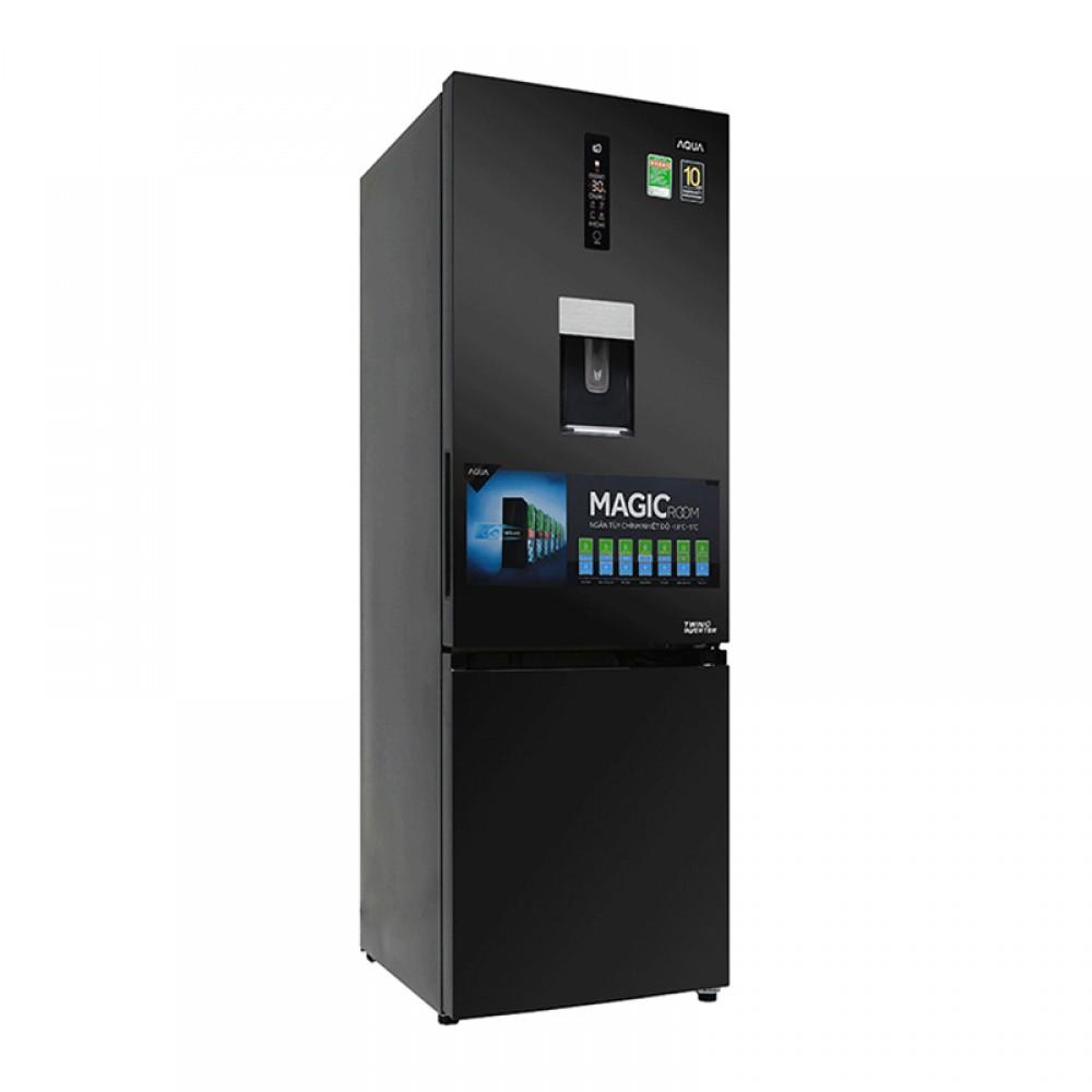Tủ Lạnh Aqua AQR-IW378EB (BS) - 350L Việt Nam