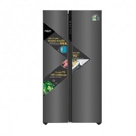 Tủ Lạnh Aqua AQR-S541XA (BL) - 541L Việt Nam