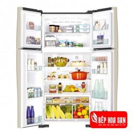 Tủ Lạnh Hitachi R-FW650PGV8-GBK - 510L Thái Lan