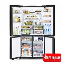 Tủ Lạnh Hitachi R-WB640VGV0-GBK - 569L Thái Lan