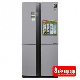 Tủ Lạnh Sharp SJ-FX631V-SL - 626L Thái Lan