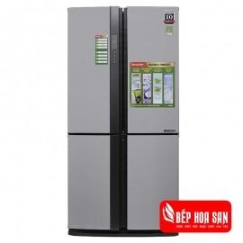 Tủ Lạnh Sharp SJ-FX680V-ST - 678L Thái Lan