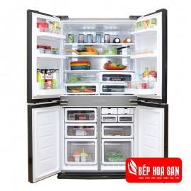 Tủ Lạnh Sharp SJ-FX680V-WH - 678L Thái Lan
