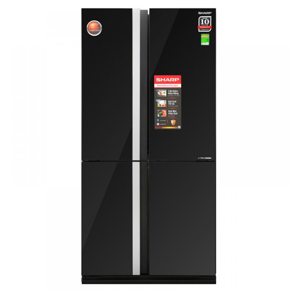 Tủ Lạnh Sharp SJ-FX688VG-BK - 678L Thái Lan