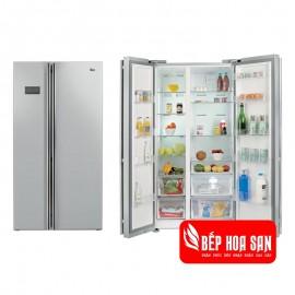 Tủ lạnh side by side TEKA NFE3 620 X -  640L Thổ Nhĩ Kỳ