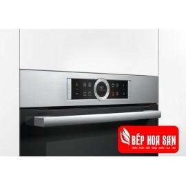 Lò Nướng Bosch HMH.HBG633BS1A - 71L 3600W Đức