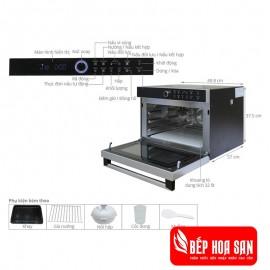 Lò Vi Sóng Electrolux EMS3288X
