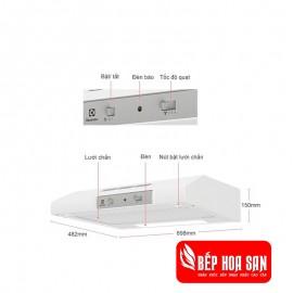 Máy Hút Mùi Electrolux EFT7041W