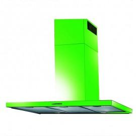 Máy Hút Mùi Gắn Tường Faster QUATTRO GREEN - 90cm