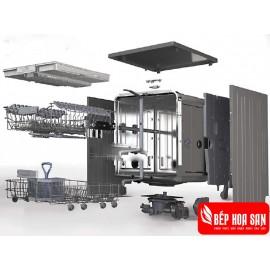 Máy Rửa Chén Hafele HDW-F60C 533.23.200 - 15 Bộ Thổ Nhĩ Kỳ