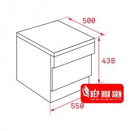 Máy rửa chén TEKA LP2 140 - 6 Bộ 1380W