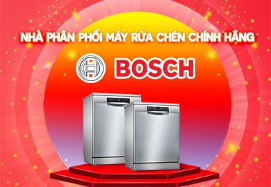Nhà Phân Rửa Phối Máy Chén Bosch Chính Hãng Tại Tp.HCM