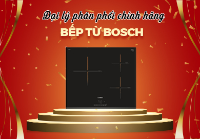 Đại Lý Phân Phối Bếp Từ Bosch Chính Hãng Tại Tp.HCM