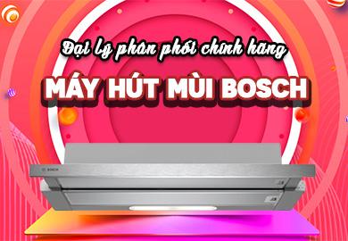 Đại Lý Phân Phối Máy Hút Mùi Bosch Chính Hãng Tại Tp.HCM