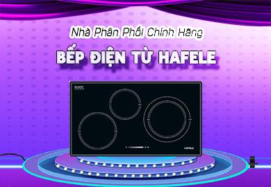 Nhà Phân Phối Bếp Điện Từ Hafele Chính Hãng Tại Tp.HCM
