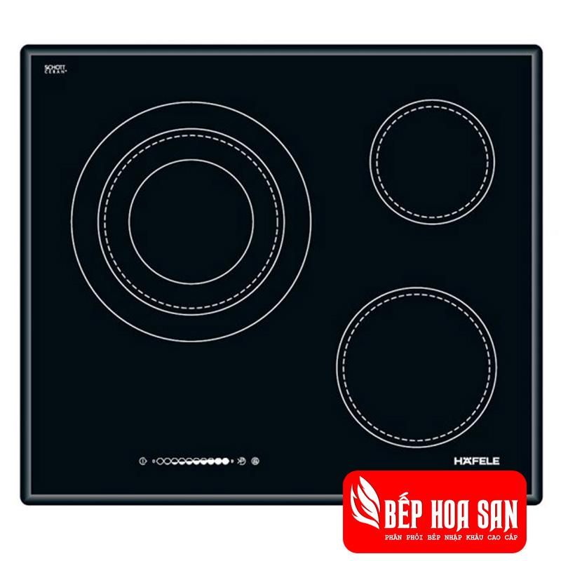 Hình ảnh bếp điện Hafele HC-R603A 536.01.631
