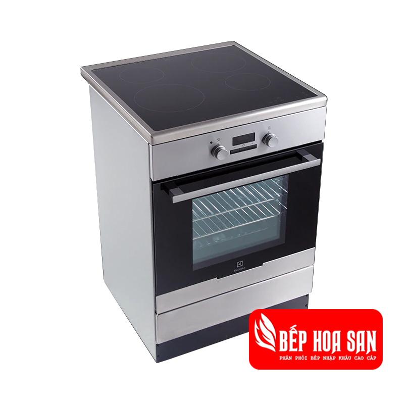 Hình ảnh Bếp Điện Từ Thùng Electrolux EKI64500OX tiện dụng