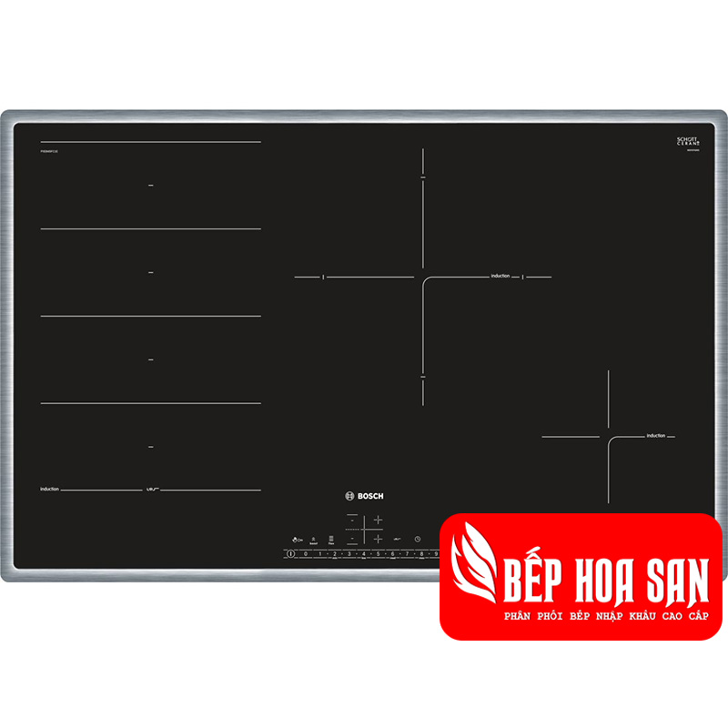 Bếp Từ âm bàn Bosch PXE845FC1E serie 6