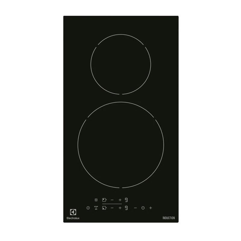 Hình ảnh của bếp từ Electrolux EHH3320NVK với 2 vùng bếp nấu