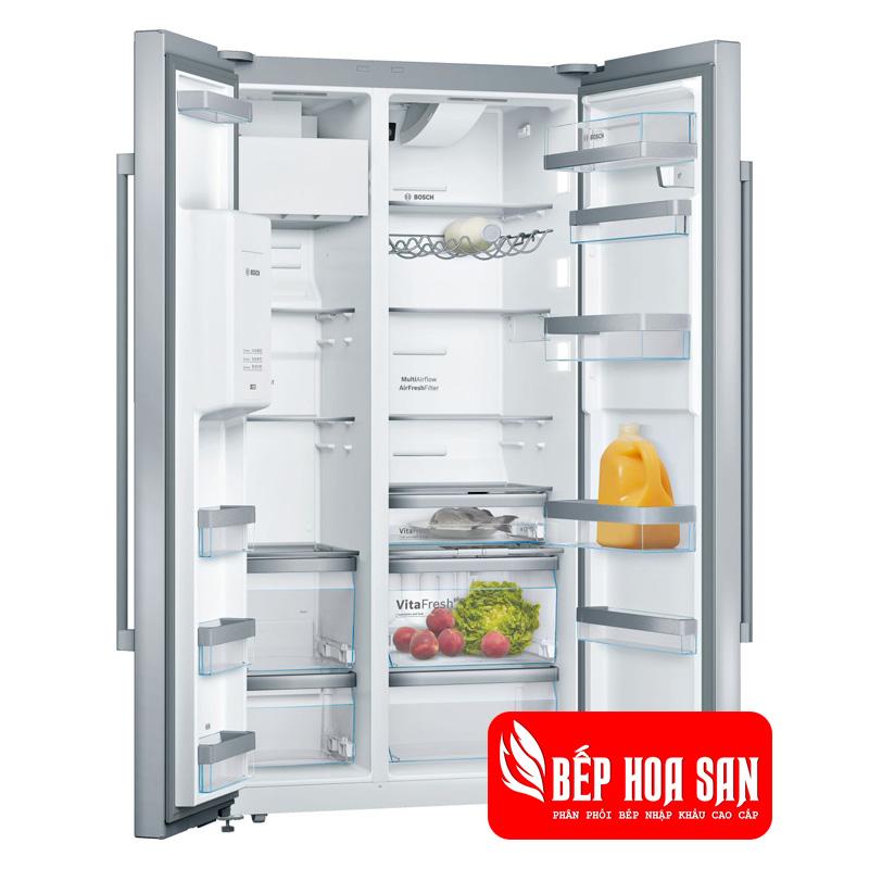Hình ảnh tủ lạnh Bosch HMH.KAD92HI31