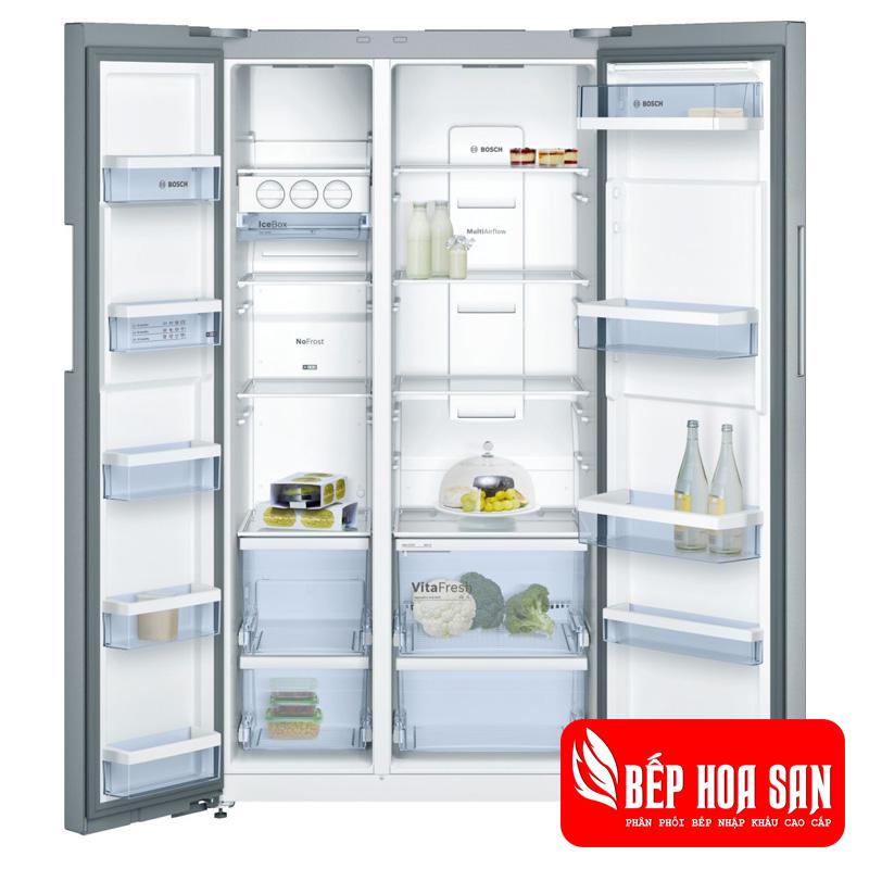 Hình ảnh tủ lạnh Bosch HMH.KAN92VI350