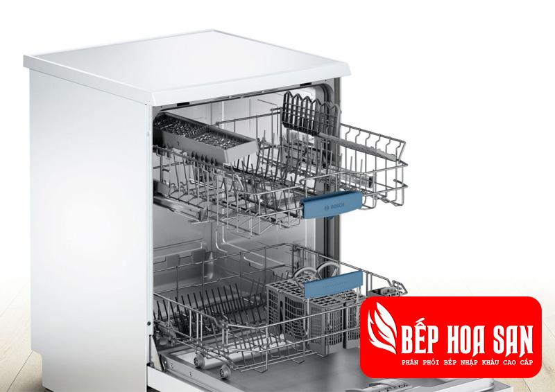 Hình ảnh máy rửa chén Bosch HMH.SMS63L08EA