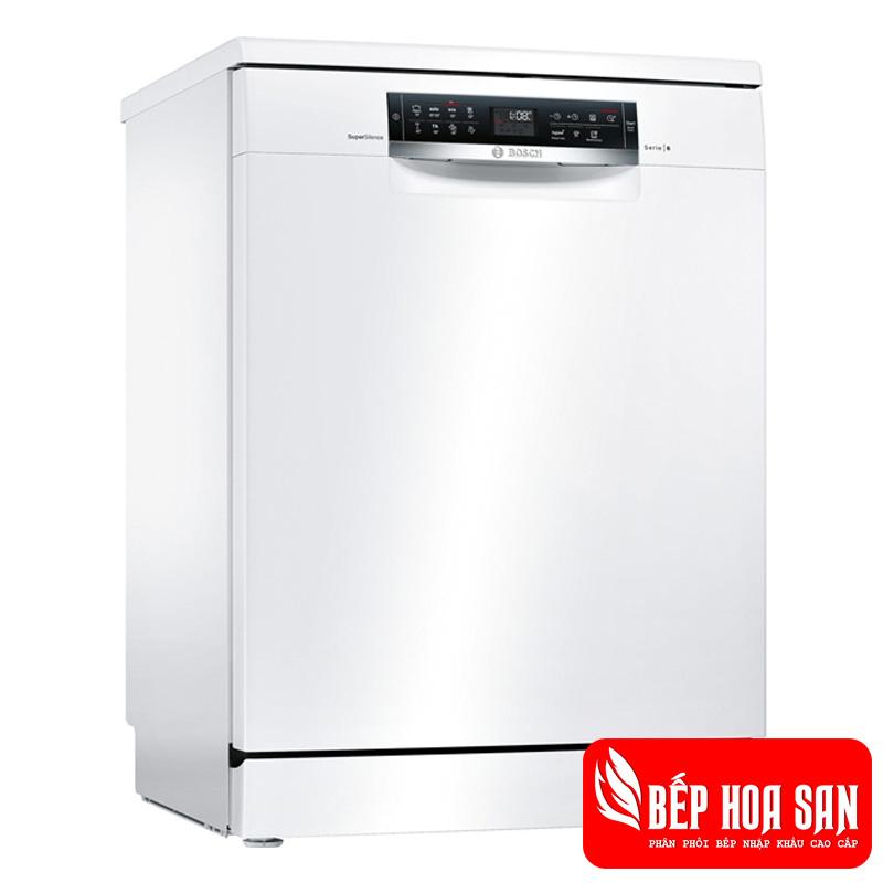 Hình ảnh máy rửa chén Bosch HMH.SMS68PW01E