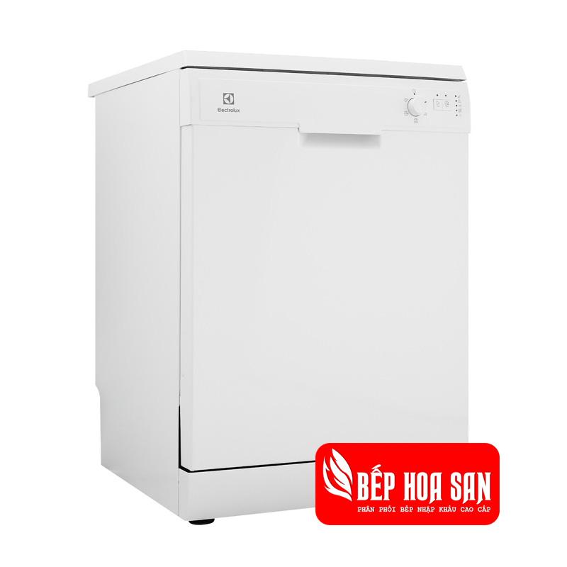 Hình ảnh máy rửa chén Electrolux ESF5206LOW dạng thùng màu trắng