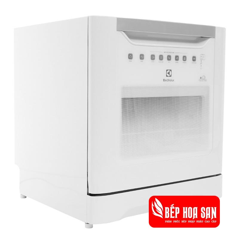 Hình ảnh máy rửa chén Electrolux ESF6010BW dạng thùng tiết kiệm điện năng