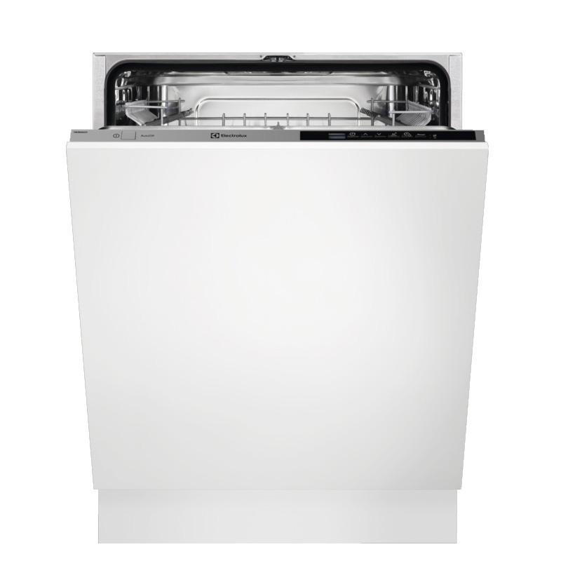 Hình ảnh máy rửa chén Electrolux ESL5343LO dạng thùng màu trắng