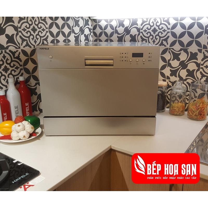Hình ảnh máy rửa chén Hafele HDW-T50A 538.21.190